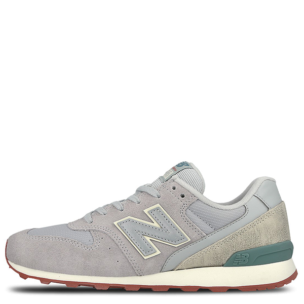 【EST S】New Balance WR996CCA 麂皮復古 慢跑鞋 女鞋 灰綠卡其 G1018
