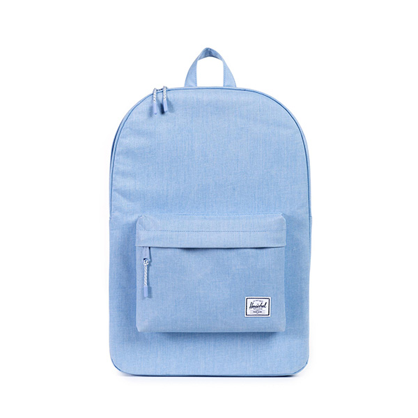 【EST】HERSCHEL CLASSIC 電腦包 後背包 淺藍 [HS-0001-574] F0810