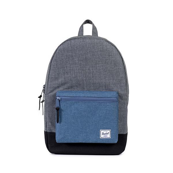 【EST】HERSCHEL SETTLEMENT 15吋電腦包 後背包 灰藍 [HS-0005-750] F0810