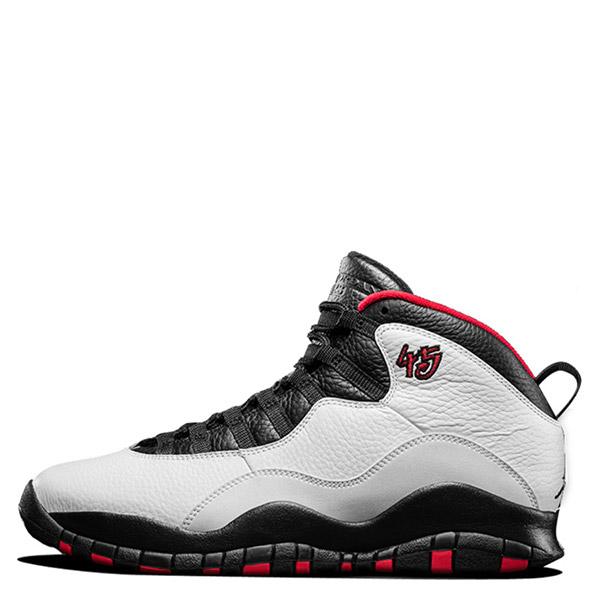 【EST O】Nike Air Jordan 10 Retro Double Nickel Aj10 芝加哥公牛 女鞋 [310806-102] F0513