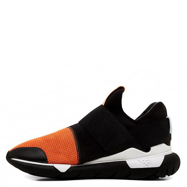 【EST O】Adidas Y-3 Qasa Low II 武士 忍者鞋 黑橘 男鞋 [b35676] F0513