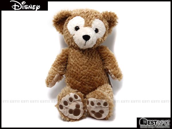 【EST】Disney 迪士尼 限定 Duffy 達菲熊 杜菲熊 絨毛 玩偶 娃娃 [DS-4001] 小12吋 E0314