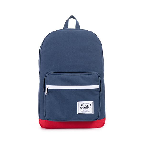 【EST】HERSCHEL POP QUIZ 15吋電腦包 後背包 藍紅 [HS-0011-018] F0421