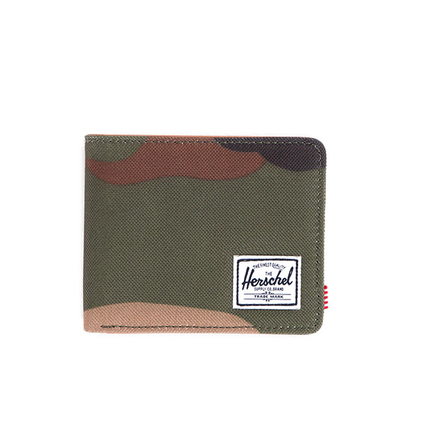 【EST】HERSCHEL HANK WALLET 短夾 皮夾 錢包迷彩 [HS-0049-032] F0421