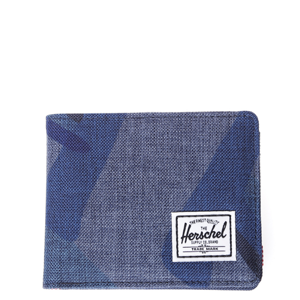 【EST】HERSCHEL ROY WALLET 短夾 皮夾 錢包 水墨 藍 [HS-0069-705] F0429