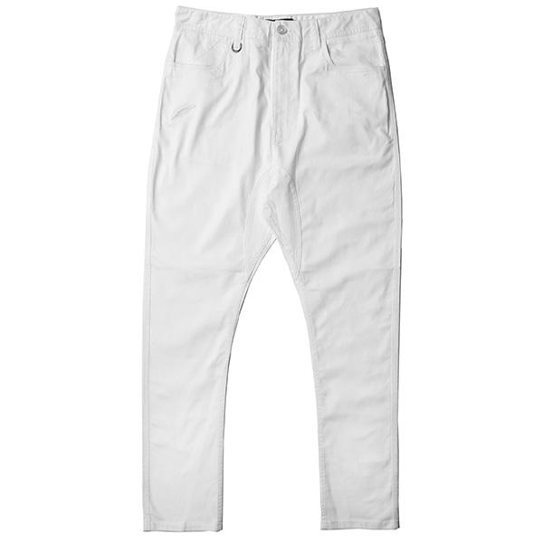 【EST】PUBLISH DROP STACK TOSH 長褲 工作褲 白 [PL-5271-001] W28~34 F0320