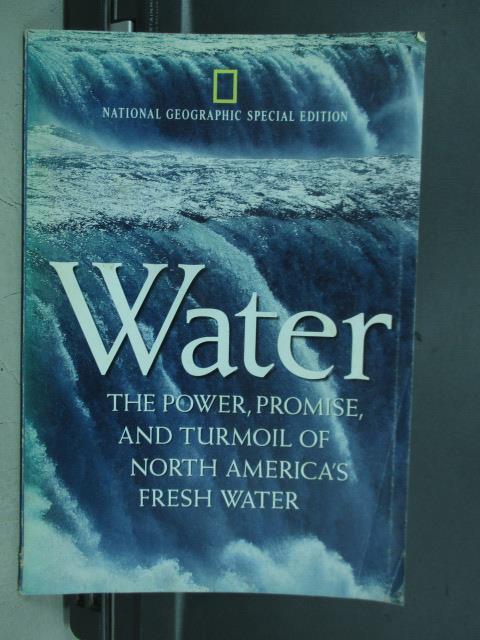【書寶二手書T1/雜誌期刊_QDU】國家地理雜誌_1993/11_Water等_英文