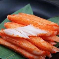 【臻美蔬果】頂級日式蟹肉棒/蟳味棒