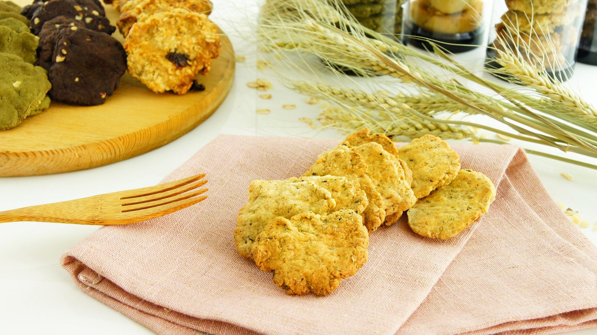 純手工義大利鹽餅 (130g~140g)【菁培坊】 純手工,無添加人工香料,色素的安心餅乾