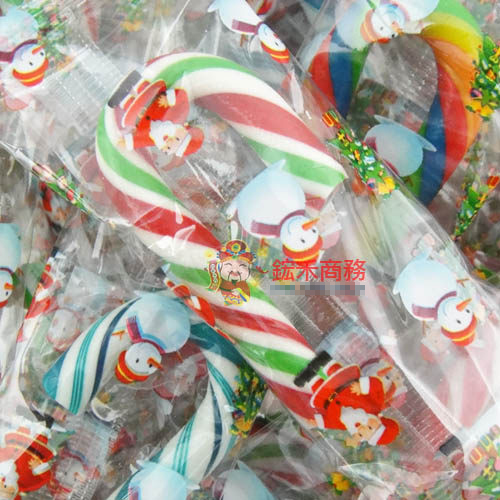 【0216零食會社】日日旺-聖誕拐杖糖