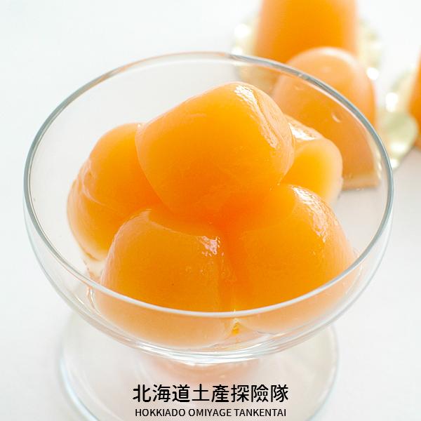 「日本直送美食」[HORI] 夕張哈密瓜果凍 (迷你 12個) ~ 北海道土產探險隊~