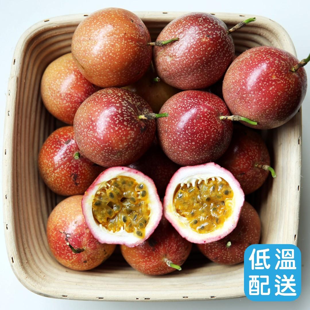 【好實選果】埔里滿天星百香果(蜜糖百香果)1台斤