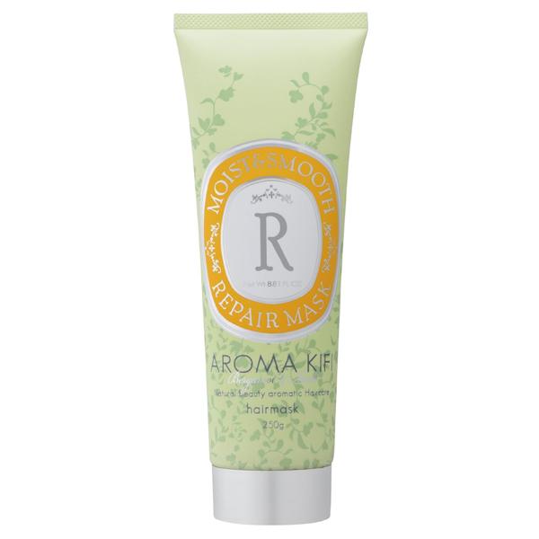 AROMA KIFI 植物精油護髮乳-滑順感 250g (佛手柑香)