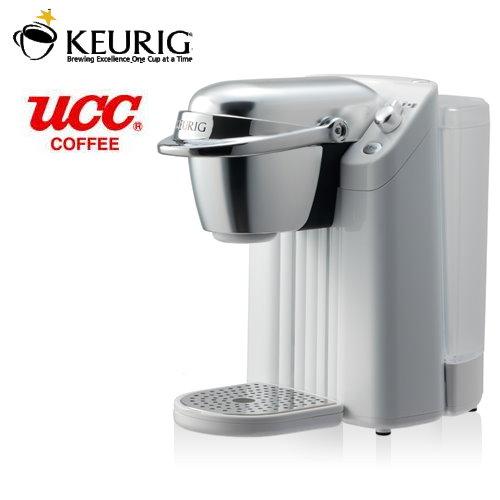 (大出清最殺價)KEURIG Neotrevie UCC 膠囊咖啡機 - 奶油白 (另有時尚黑)