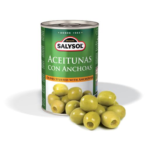 西班牙橄欖鯷魚