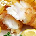 【吼方便】黃金酥炸土魠魚塊300g/包