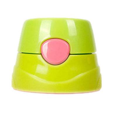 【悅兒樂婦幼用品舘】Nuby 學習杯上蓋配件-不含吸管(Nuby 雙耳把手不銹鋼真空學習杯280ml-瓢蟲)