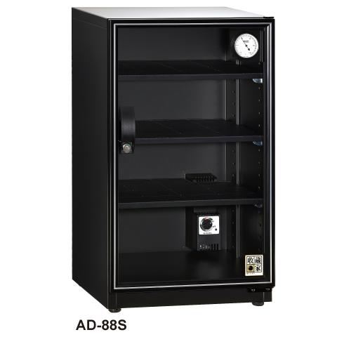【收藏家 防潮箱】 收藏家 AD-88S 居家電子防潮箱