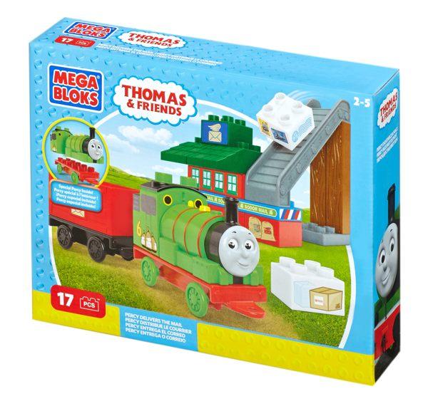 MEGA BLOKS 美高湯瑪士小火車創意工程組 106536