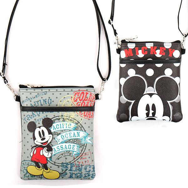 [韓國預購] 迪士尼 米奇 Mickey 零錢包 手機包 收納包 斜背包 萬用包 兒童包 聖誔禮物