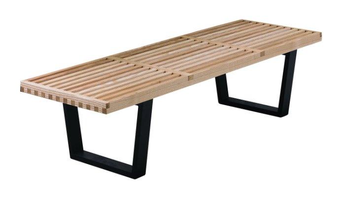 【尚品傢俱】JF-488-16 喬治實木長條椅