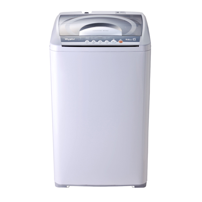 Whirlpool 惠而浦 WV65AN 灰亞太中製 6.5kg 洗衣機