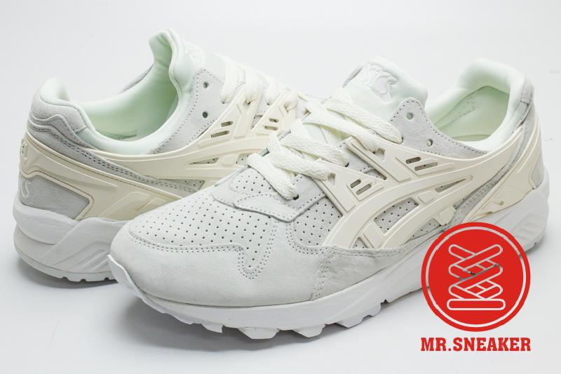 ☆Mr.Sneaker☆ ASICS Tiger Kayano Traine GEL 亞瑟膠 緩衝 避震 麂皮 米白、鐵灰 兩色 男款