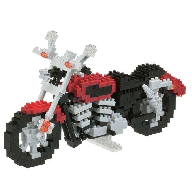 【Nanoblock積木】摩托車NBM-006