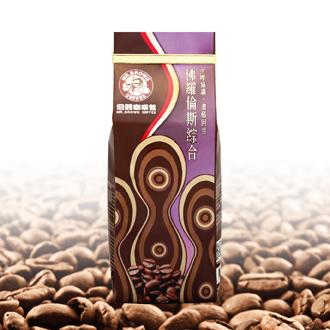 伯朗佛羅倫斯綜合咖啡豆(一磅裝)