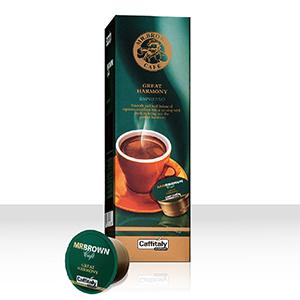 伯朗咖啡膠囊-芳醇盛典