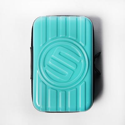 STAGE  MINI CASE   迷你行李箱  藍綠/紅/紫 三色
