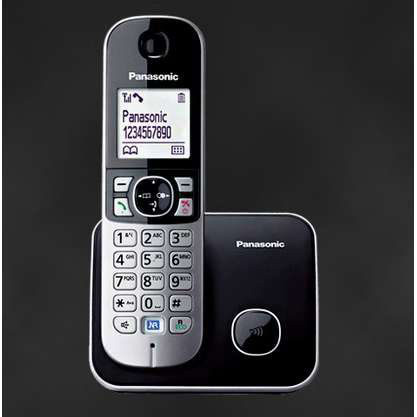 國際 Panasonic DECT 數位無線電話 KX-TG6811TW