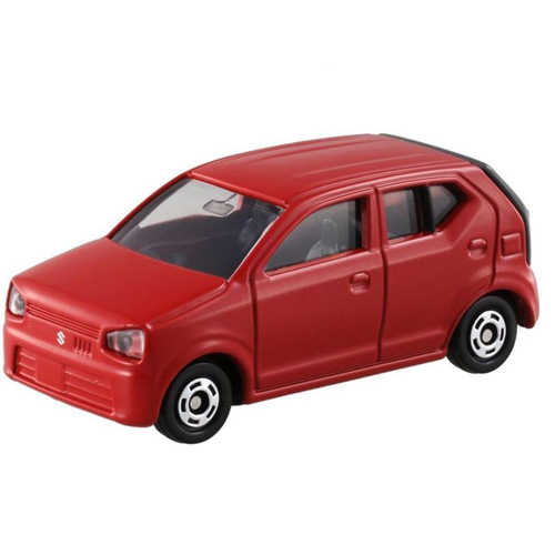 【奇買親子購物網】(08)【TOMICA多美小汽車】SUZUKI ALTO