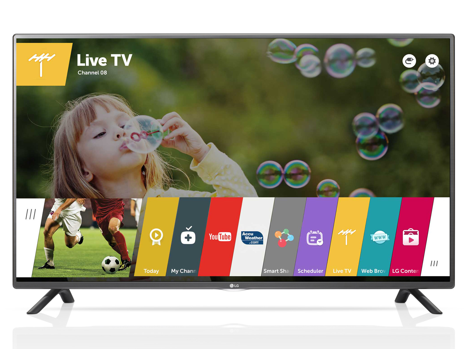 ★杰米家電☆ LG樂金 55LF5950 55吋IPS WEBOS 智慧電視液晶電視