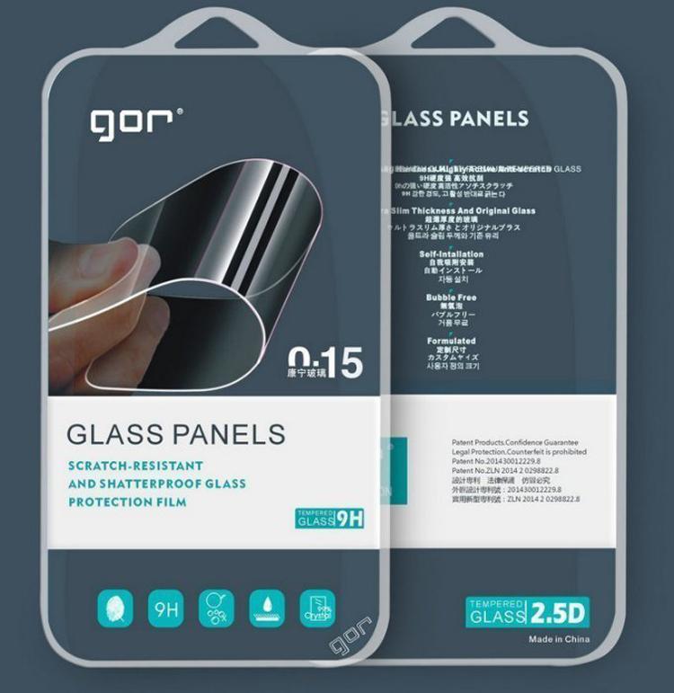 GOR 正品 9H iPhone 6 6s Plus 超薄 0.15mm 滿版 康寧 玻璃 鋼化 保護貼【全館滿299免運費】