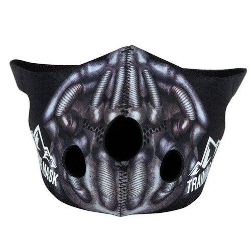 三鐵~馬拉松~鐵人單車訓練高海拔面罩Training Mask 2.0 面罩皮-班恩限量款 S/M size