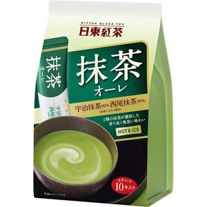 日東皇家奶茶包-抹茶120g