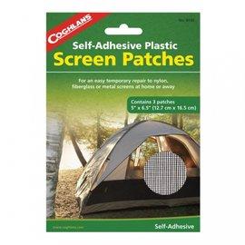 【鄉野情戶外專業】 COGHLAN'S |加拿大| 帳篷客廳帳修補包/網布修補包 Screen Patches_8150
