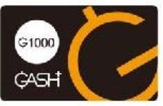 【少東商會】遊戲橘子、點數卡、GASH 1000點(使用優惠卷.樂天點數請式先詢問)