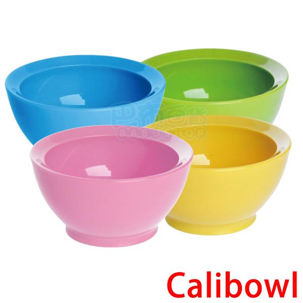 美國 Calibowl 專利幼兒學習碗(8oz/230ml 單入無蓋)【巴布百貨】
