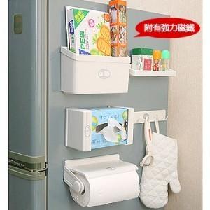 磁吸冰箱收納5件組