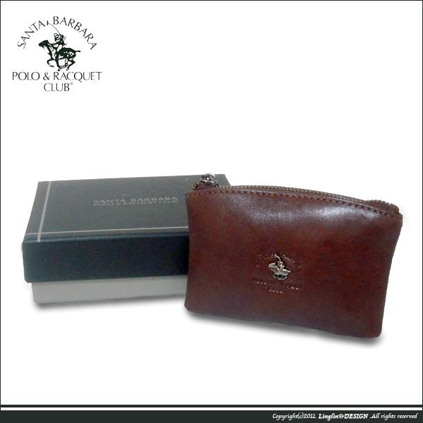 【Santa Barbara Polo聖大保羅】原皮零錢包SB01-21902