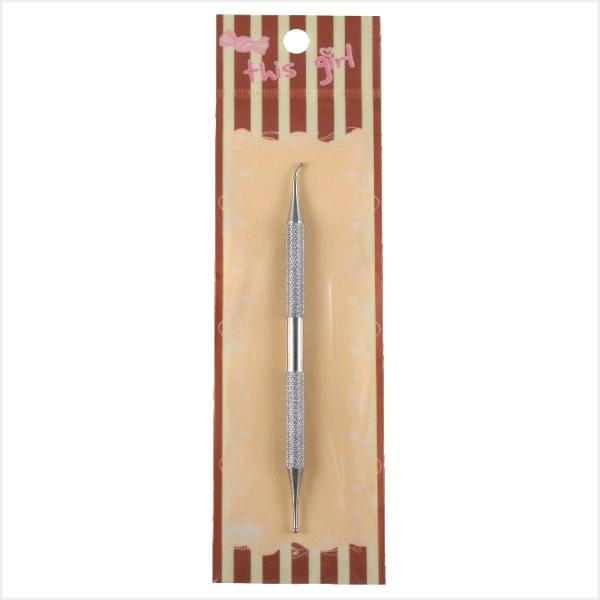 不鏽鋼點鑽筆(彎) AA-036