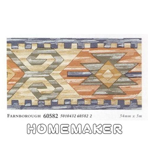 英國Fablon牆面壁貼腰帶 (彩帶)_FB101-60582