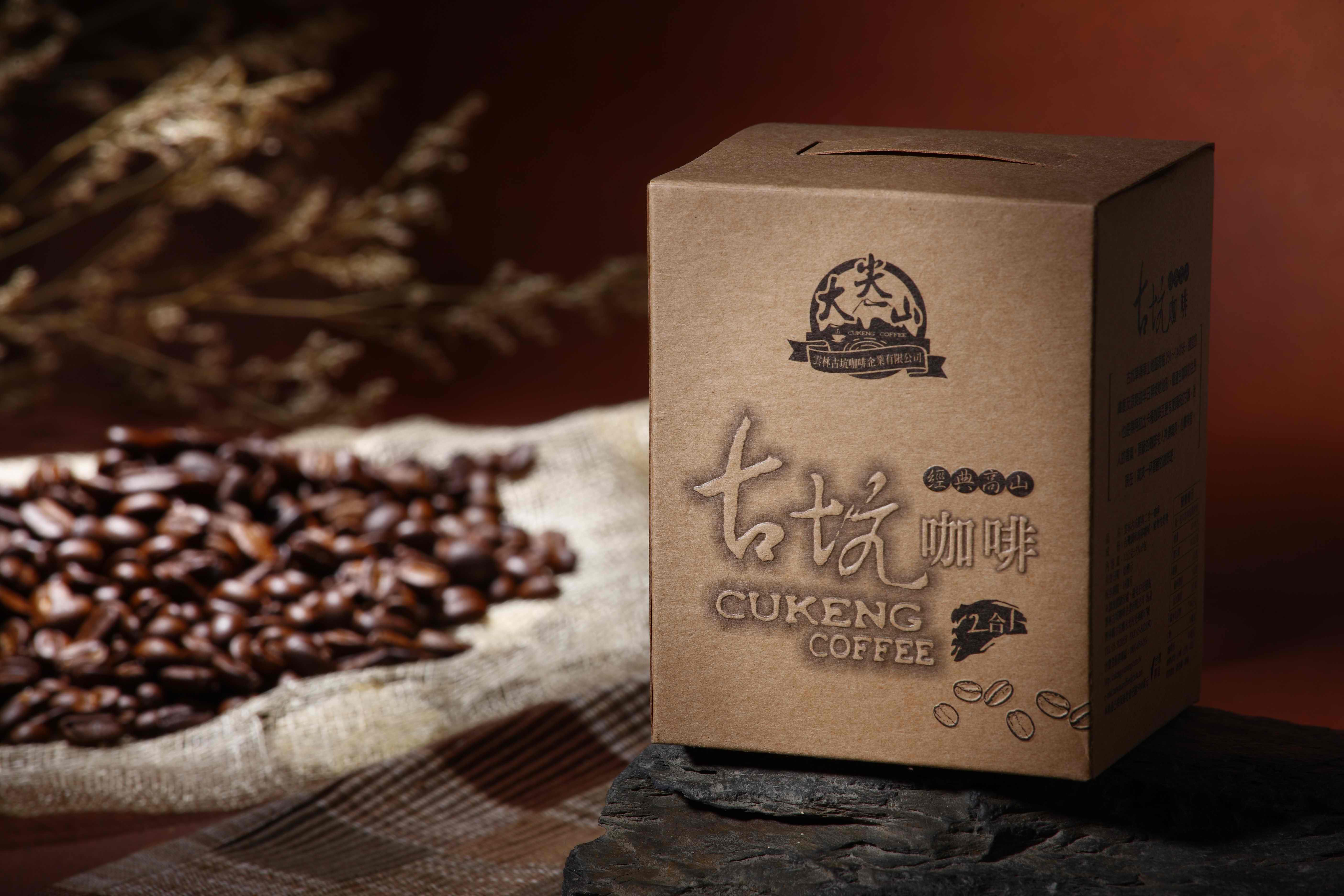 [古坑咖啡~TGC]高山二合一咖啡9入/盒