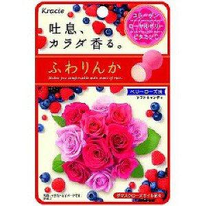 預購))日本kracie莓果香水糖32g