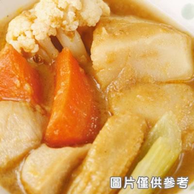 蔬菜湯咖哩