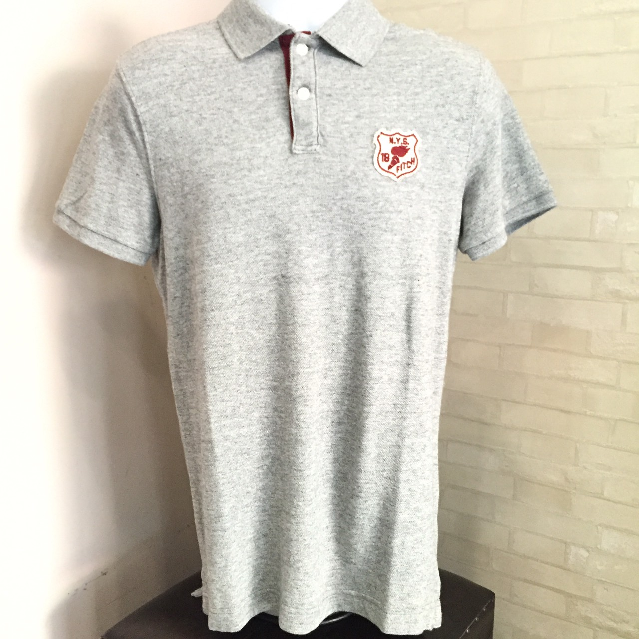 Abercrombie&Fitch NYS POLO衫