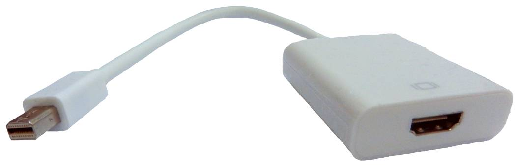 Mini Display port轉HDMI