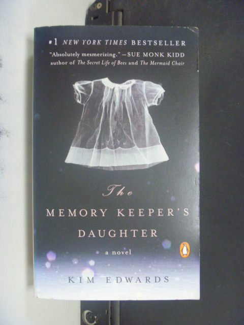 【書寶二手書T3/原文小說_JJQ】The Memory Keeper's Daughter